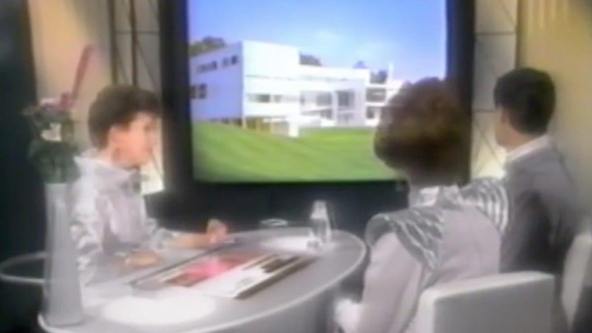 gizmodo.com - Matt Novak - Video From 1991 Imagines What Real Estate Agents of the Future Might Look Like