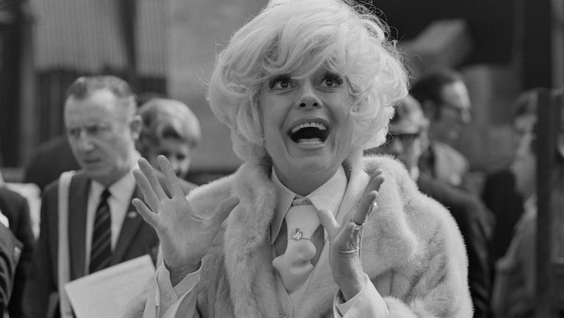Illustration for article titled Carol Channing, Broadway Legend and Star of Hello, Dolly!, Is Dead at 97