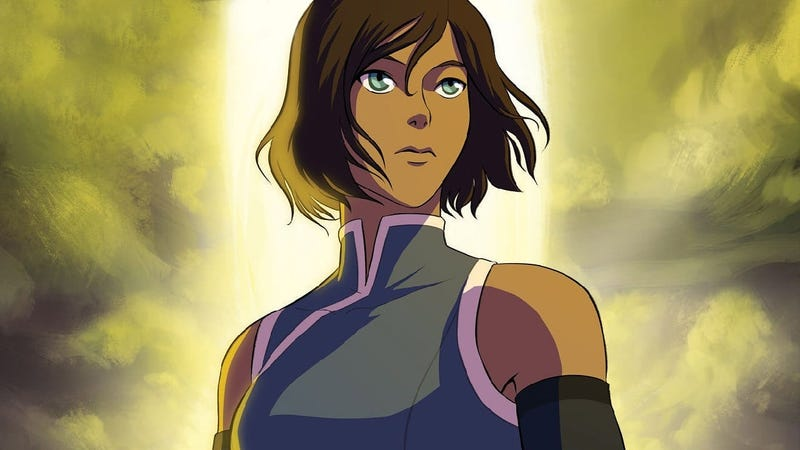 Nickelodeon's LEGEND OF KORRA Gets A Sequel