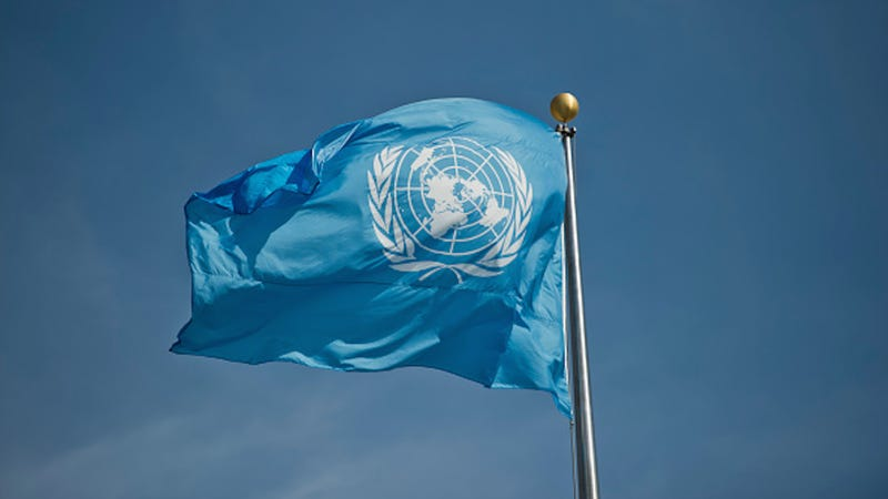 Republicans Introduce Bill Proposing Withdrawal From United Nations