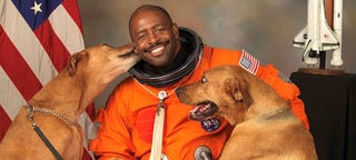 Illustration for article titled This Is An Official Portrait Of AstronautLeland D. Melvin