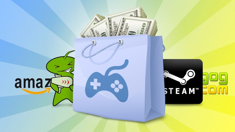 Illustration for article titled Steam vs. Everyone Else: Who Really Has the Best Gaming Deals?
