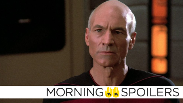 Updates From the Picard Show, Birds of Prey, and More