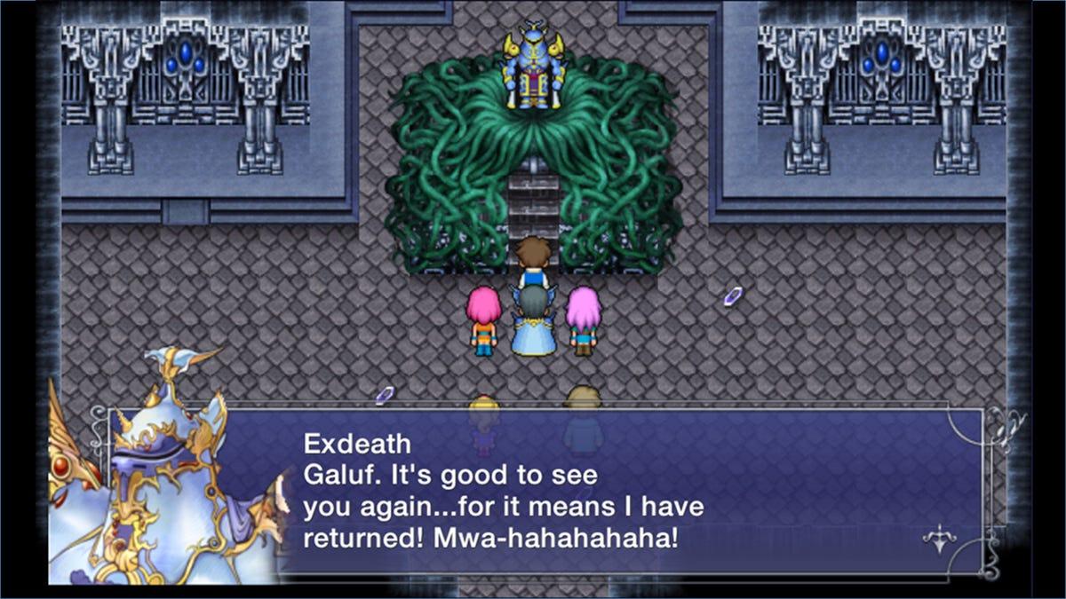 Final Fantasy V Retrospective: Wildly Underrated