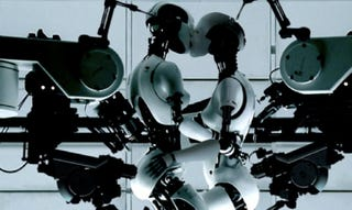 Illustration for article titled 15 melodious and magnificent musical fembots