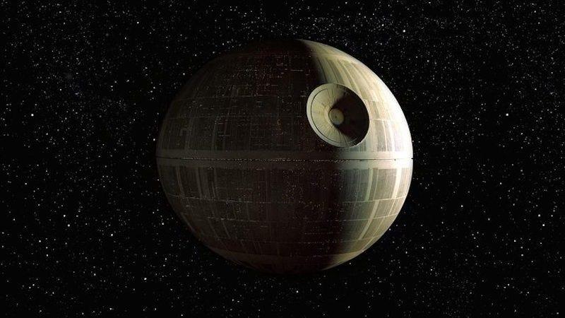 Image: Death Star, Lucasfilm
