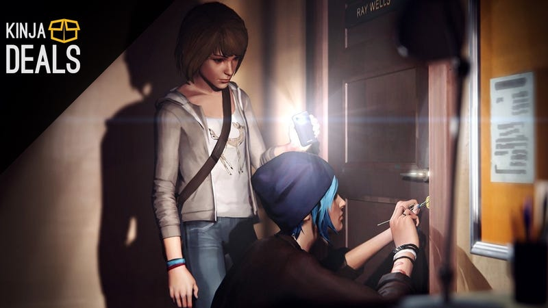 Illustration for article titled Buy Life Is Strange, Get a $10 Amazon Gift Card