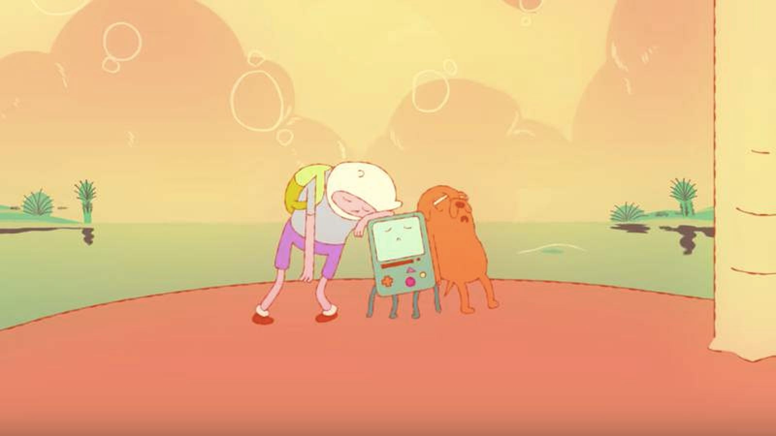 Adventure Time welcomes guest animators that experiment with style