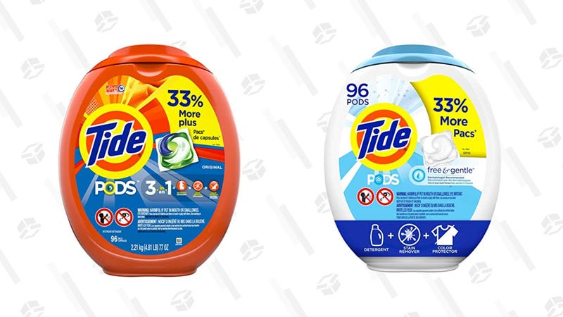 20% Off Subscribe & Save Tide Pods | Amazon | Discount applied at checkout