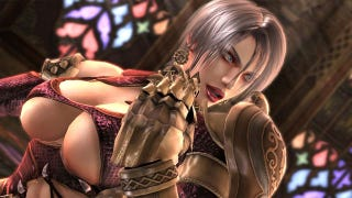 Illustration for article titled What Will A Middle-Aged Ivy Look Like In Soulcalibur V?