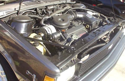 Build Your Own Subaru >> So You Want a V8 X-11 Citation?