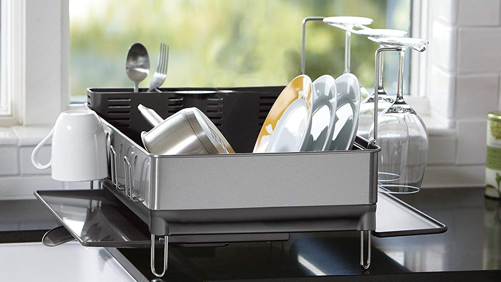 What's the Best Dish Drying Rack?