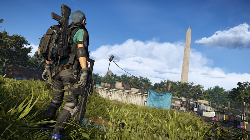 Illustration for article titled The Division 2's Opening Is As Subtle As A Sledgehammer