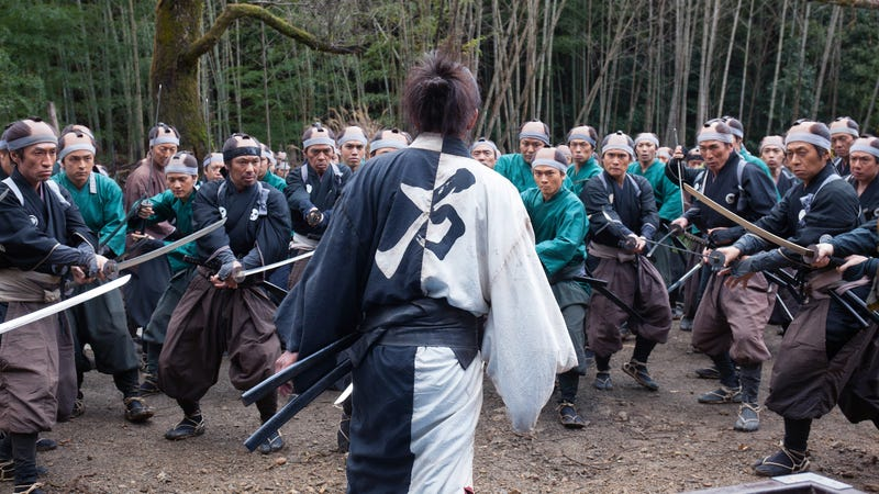 Blade Of The Immortal (Image: Fantastic Fest)