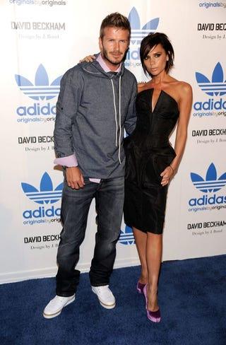 Illustration for article titled Effortless Style At Beckham/Adidas Bash