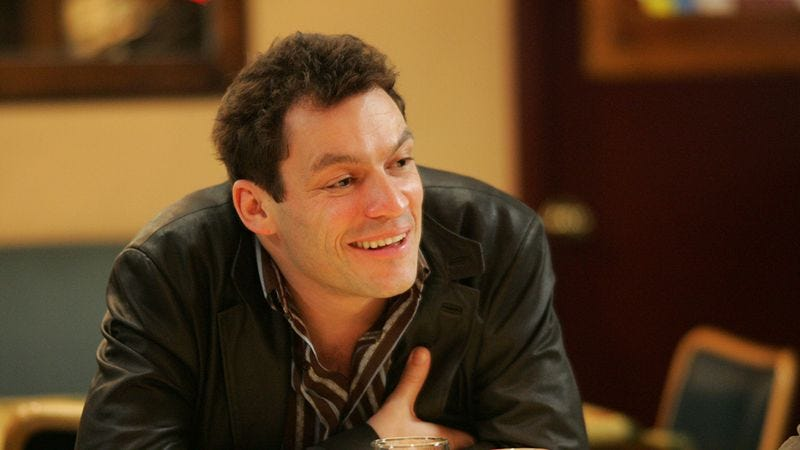 Illustration for article titled The Wire's Dominic West to star in another cable series where his character screws people over in pursuit of his own ends