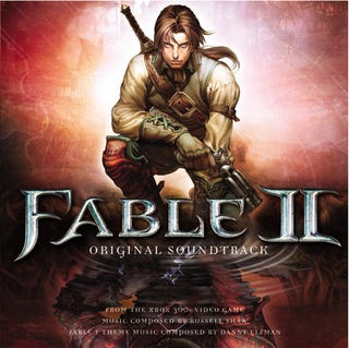 Illustration for article titled Fable II Soundtrack Coming This Month