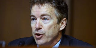 Rand Paul (AFP/Getty Images)