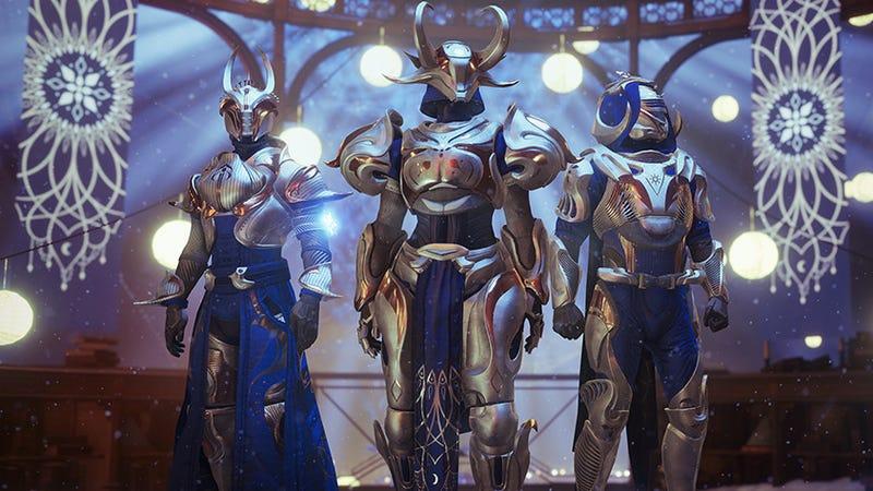 Destiny 2's The Dawning event