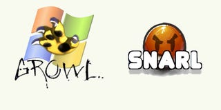 Illustration for article titled Battle of the Windows Notification Apps: Growl for Windows vs. Snarl