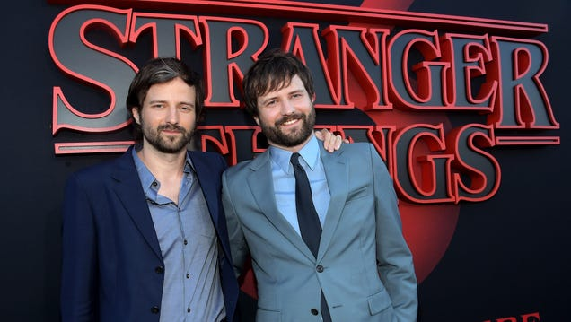 Steven Spielberg and the Duffer Brothers Will Take on Stephen King s The Talisman