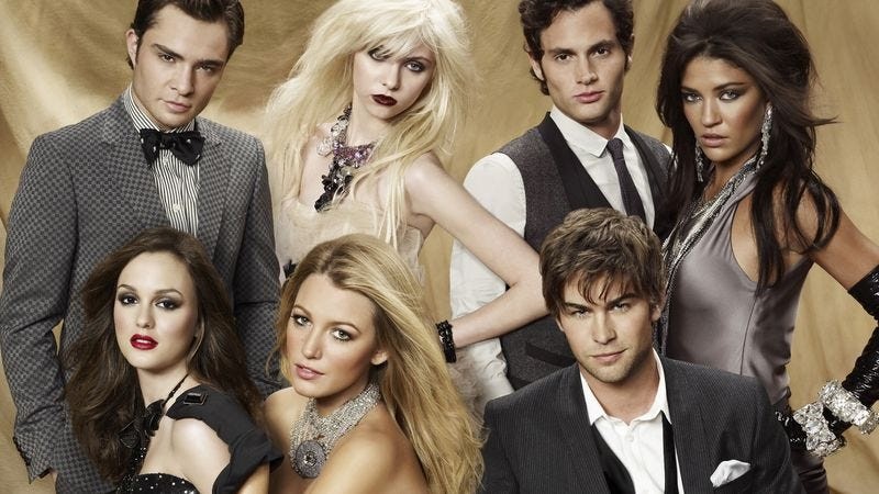 Gossip Girl went from being in on the joke to being the punchline