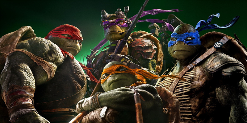 Illustration for article titled Let's Talk About The Teenage Mutant Ninja Turtles Movie