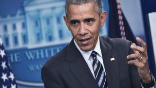 President Barack ObamaMANDEL NGAN/AFP/Getty Images