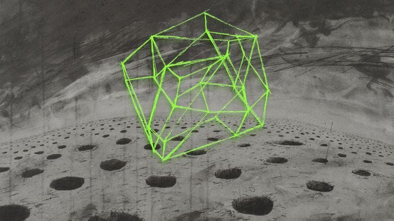 Illustration for article titled Thom Yorke's new album has already been downloaded 400,000 times