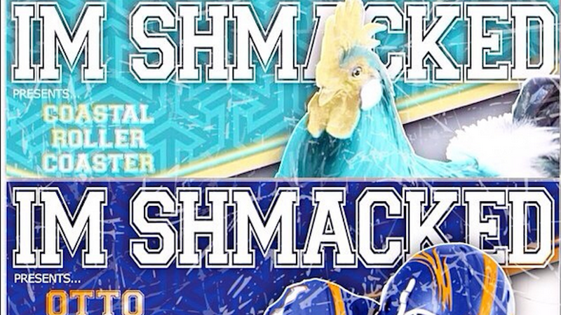 Illustration for article titled 'I'm Shmacked' Kicks Its Rape Threat-Making Cofounder to the Curb