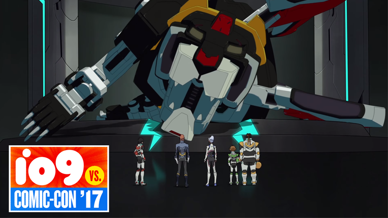 Illustration for article titled The Team Tries to Move On in the New Trailer for Voltron: Legendary Defender