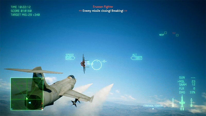 Ace Combat 7 Is A Proper Ace Combat Game