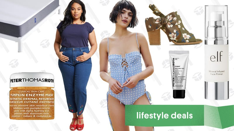 Illustration for article titled Wednesday's Best Lifestyle Deals: Casper, Free People, Peter Thomas Roth, and More