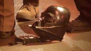 Illustration for article titled Darth Vader was tasered and pepper-sprayed in Florida