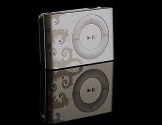 Illustration for article titled John Harrington-Designed iPod shuffle