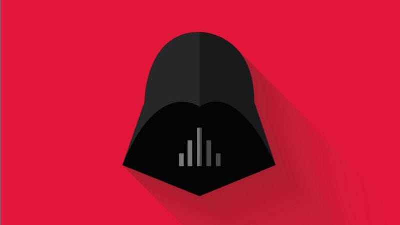 Illustration for article titled Check out these cool minimalist Star Wars portraits