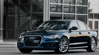 Additional pictures of the new Audi A4