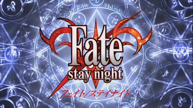 Illustration for article titled Dex's Review: Fate/Stay Night