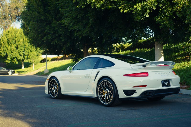 Illustration for article titled The 991 Turbo S is Glorious