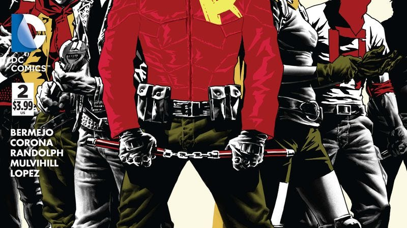 Illustration for article titled Exclusive DC preview: A gang of teen heroes assembles in We Are Robin #2