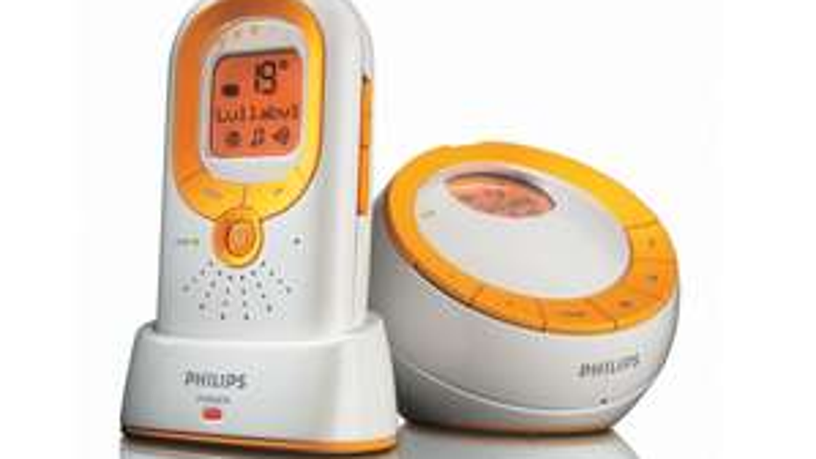 Philips DECT Baby Monitor Is Interference Free