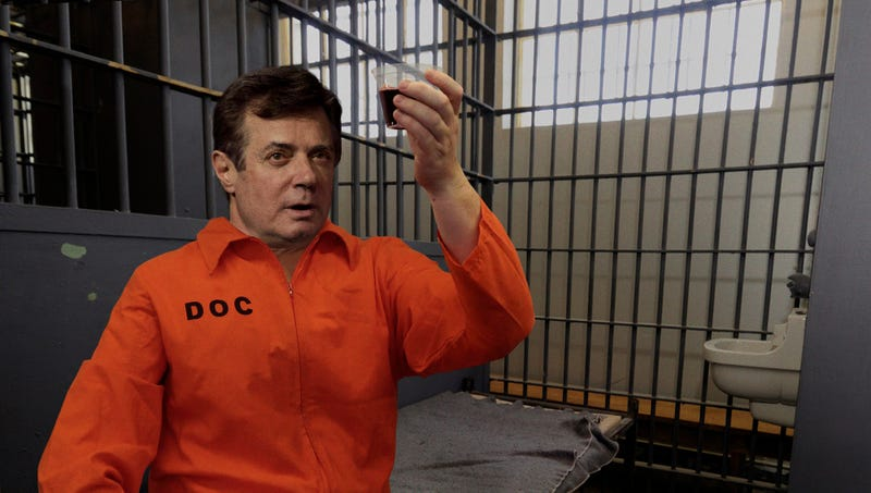 Illustration for article titled Paul Manafort Trying To Ferment Vintage Cheval Blanc In Toilet Tank