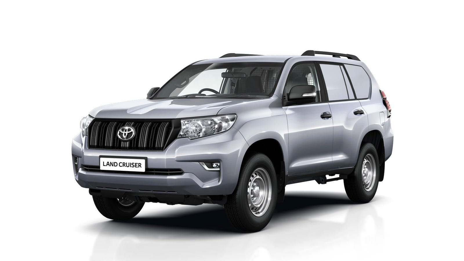 The Toyota Land Cruiser Utility Is The Basic Stripped-Out Diesel Manual SUV  Of Your Dreams
