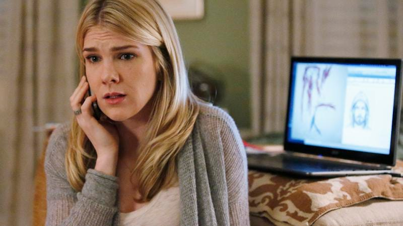 Lily Rabe [ABC/Kelsey McNeal]
