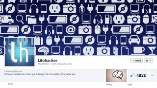 Illustration for article titled Like Lifehacker on Facebook for Top Stories Right  in Your Feed