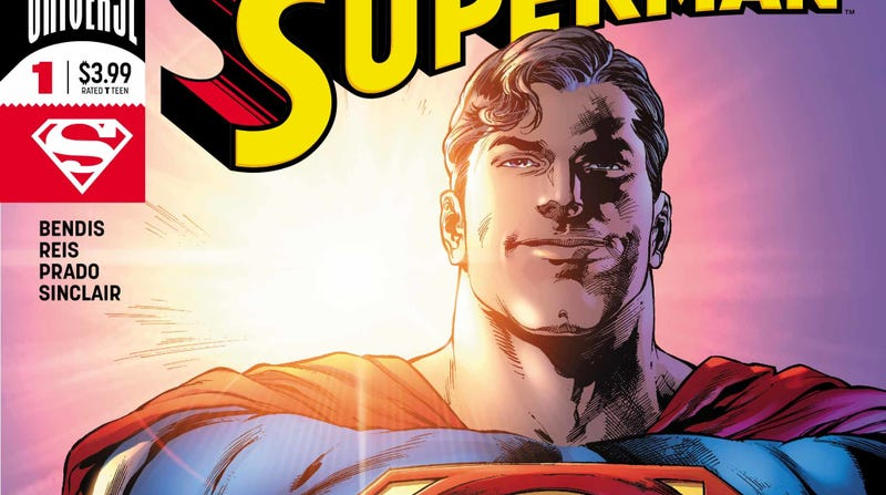 Illustration for article titled Superman searches for his missing family in this exclusive preview