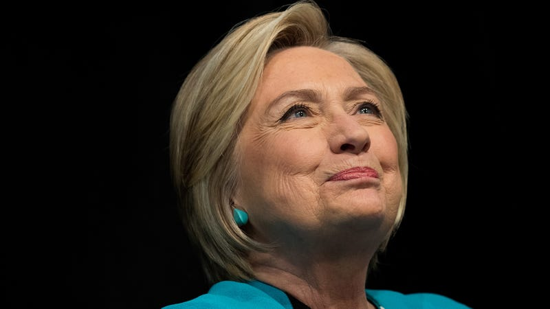 Hillary Clinton (Drew Angerer/Getty Images)