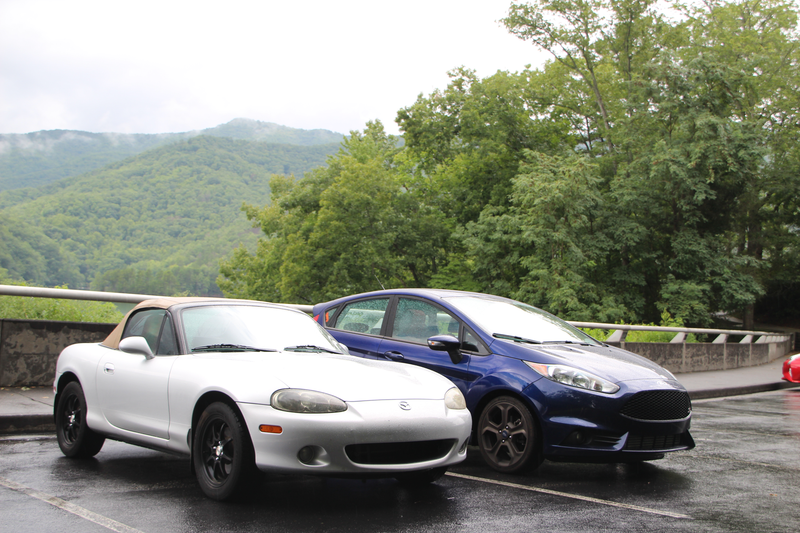Illustration for article titled Impromptu OPPO meet at the Tail of the Dragon and/or Gatlinburg, TN in 2 weeks?