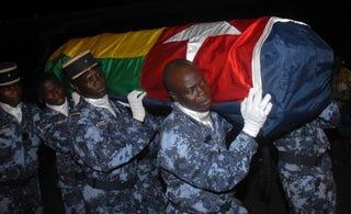 Togo terro victim - Getty Images