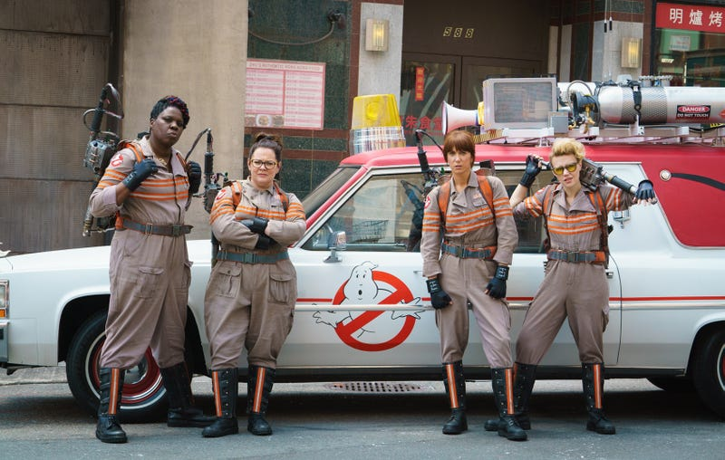 Illustration for article titled Ghostbusters Review Embargo Finally Lifts, Reveals Film That Seems To Be Summed Up As 'Meh'